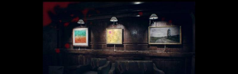 Головоломка с тремя картинами