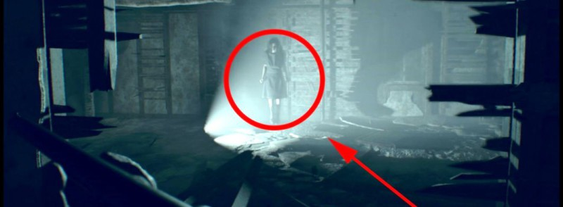Финальная часть игры Resident Evil 7