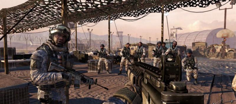 Call of Duty на движке IW Engine