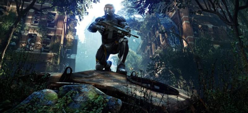 Crysis на движке CryEngine