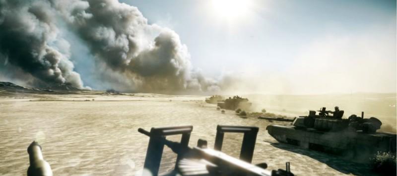 Battlefield на движке Frostbite