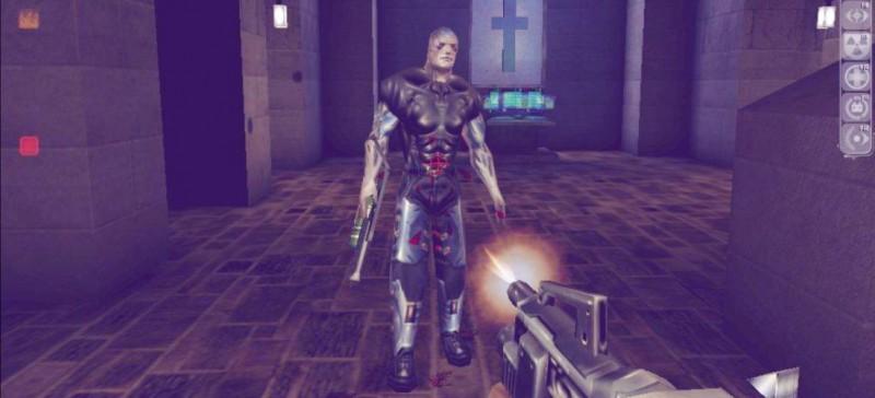 Deus Ex скриншот