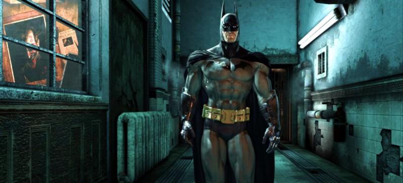 Batman Arkham Asylum скриншот