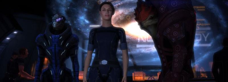 Mass Effect 2 скриншот 1