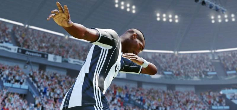 FIFA 17 скриншот