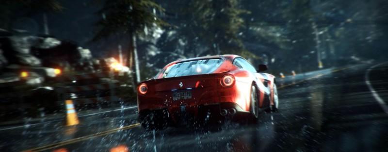 Ferrari в Need for Speed Rivals