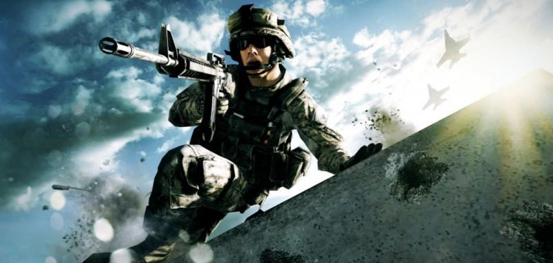 Американ зольдатен из Battlefield 3