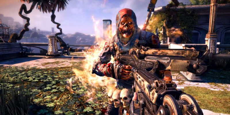 Bulletstorm Full Clip Edition скриншот 1
