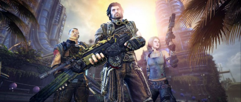 Bulletstorm Full Clip Edition скриншот 2