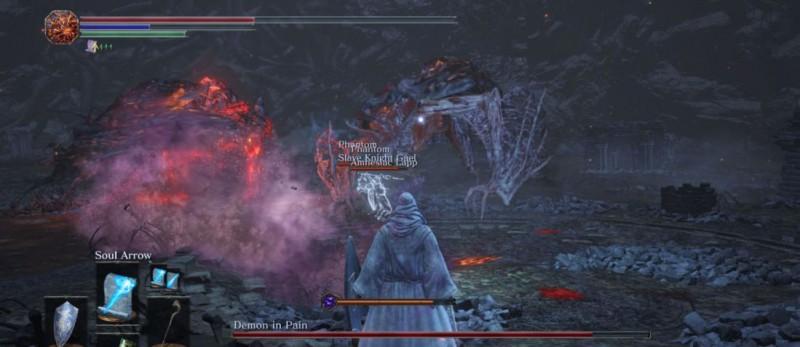 Воспламеняющийся Демон-принц
