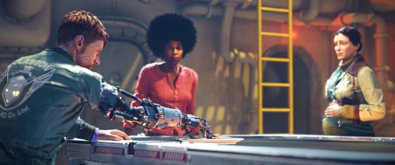 Скриншот из трейлера 2