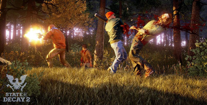 State of Decay 2 скриншот