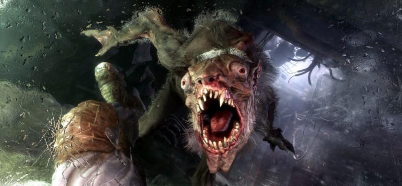 Тварь-мутант атакующий - одна штука