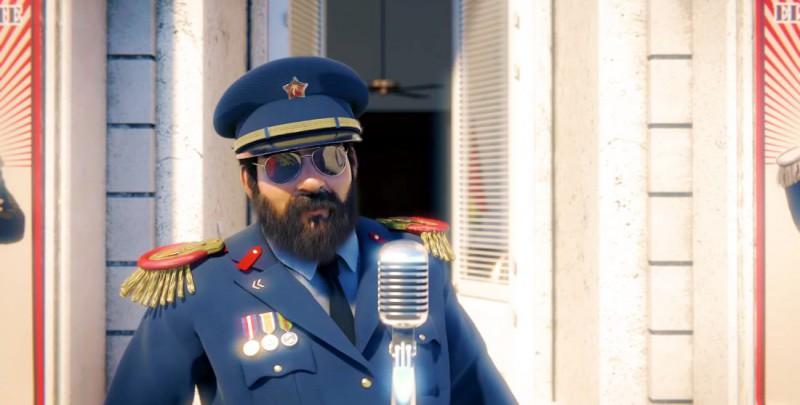 Портрет типичного диктатора