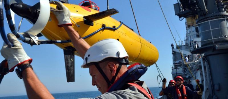 Тестирование подводной технологии