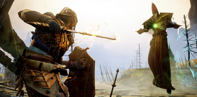 Скриншот Dragon Age Inquisition