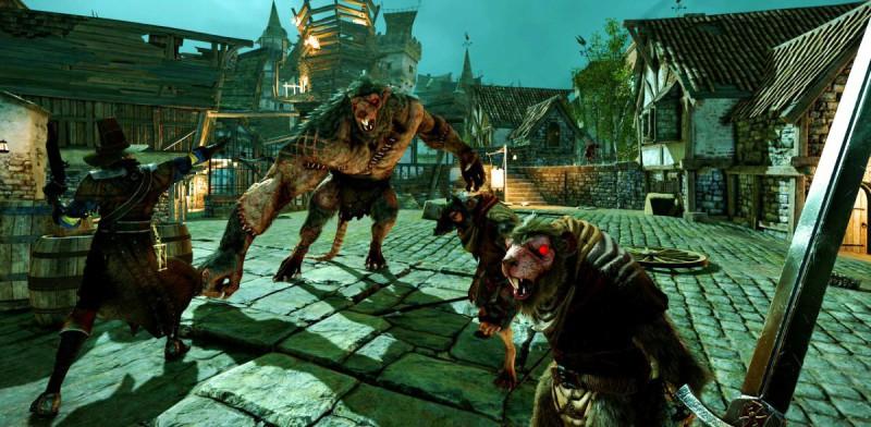 Скриншот Warhammer End Times Vermintide