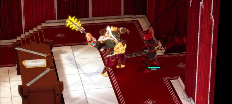В такие моменты игра напоминает пятую часть «Героев»