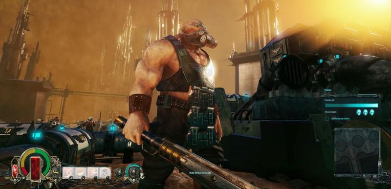 Скриншот игры Inquisitor Martyr