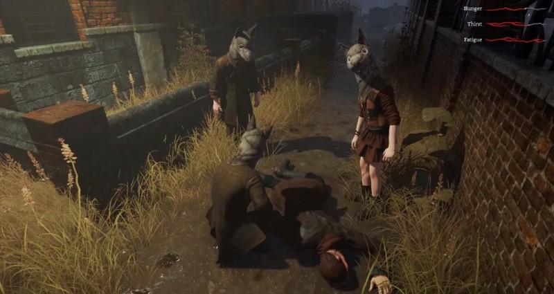Скриншот игры Мор Утопия 2
