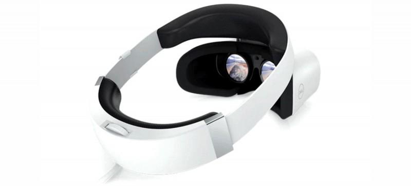 Прототип визора от Dell