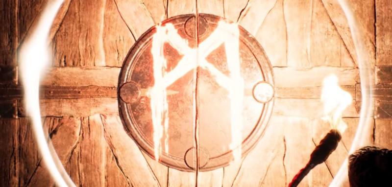 Факел и символ