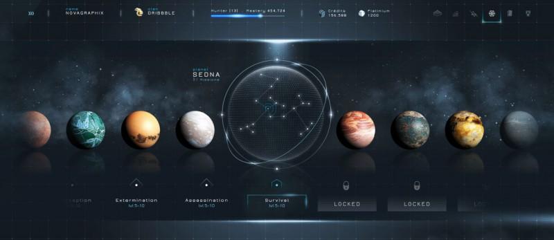 Планеты для посещения и изучения