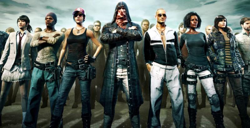 PlayerUnknown's Battlegrounds моды персонажей