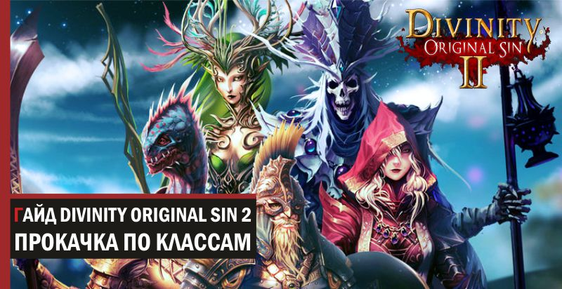 Divinity original sin 2 conjurer build