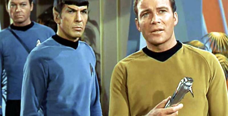 Star Trek переводчик
