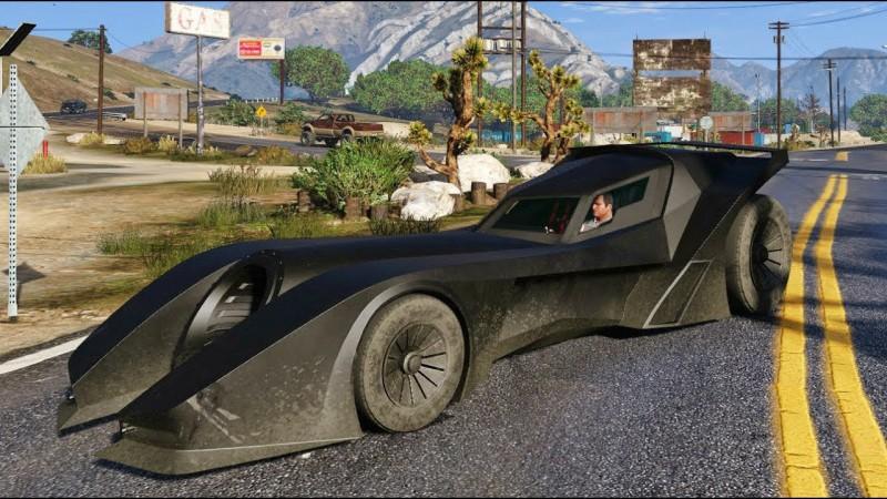 Машина Vigilante в игре GTA Online