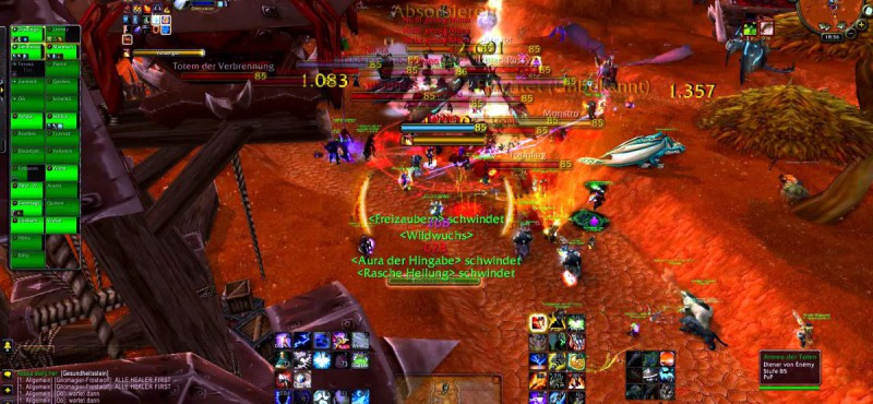 World of Warcraft PvP