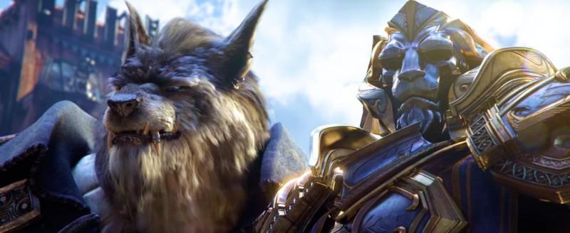 Собакоголовый и король