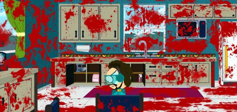 Кровавая квартира
