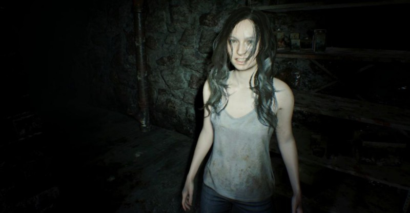 Resident Evil 7 скриншот