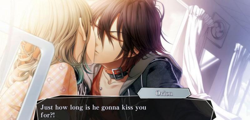 Amnesia Memories скриншот