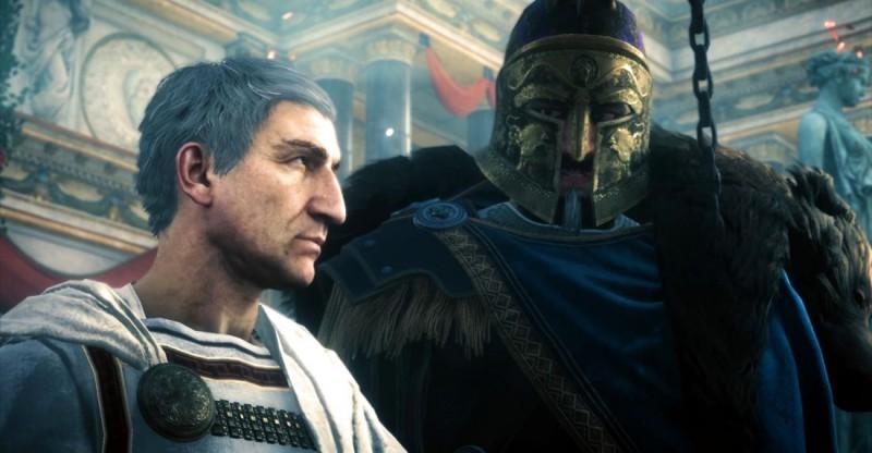 Шакал науськивает Цезаря подчинить сенат