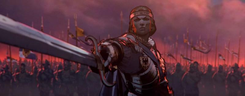 Скриншот из трейлера Кровной вражды