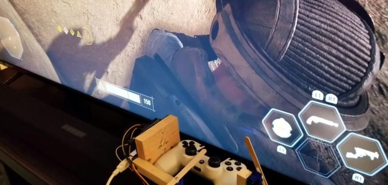 Деревянная гриндилка для Battlefront 2