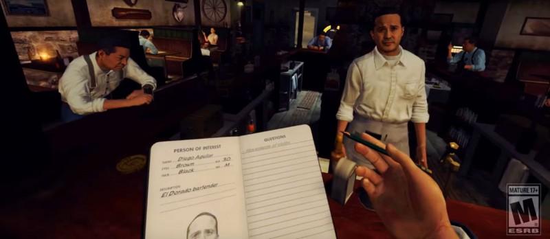 Опрашиваем виртуальнореального бармена