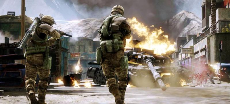 Скриншот Battlefield Bad Company 2