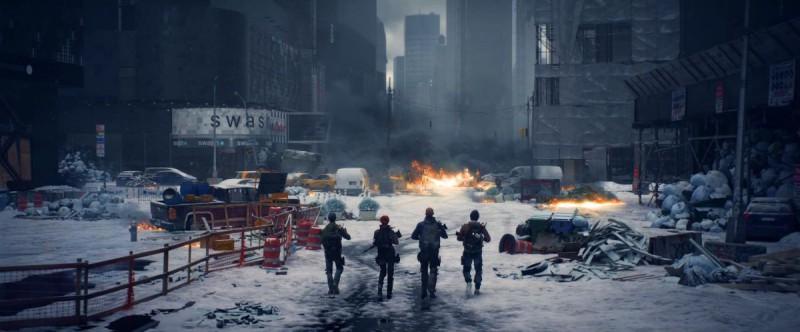 Битвы на разрушенных улицах