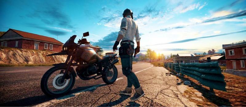 Гонять и воевать можно и на мотоцикле