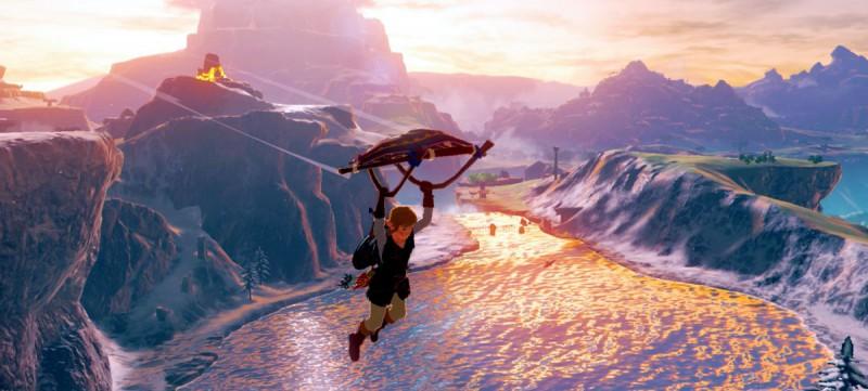 Летающий Линк