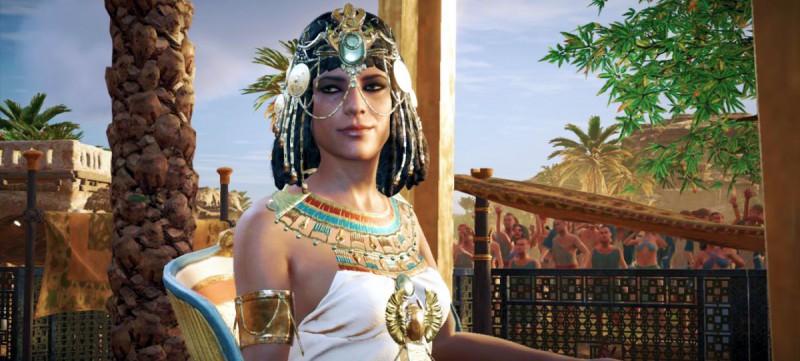 Как вы ни вертите, это Нефертити