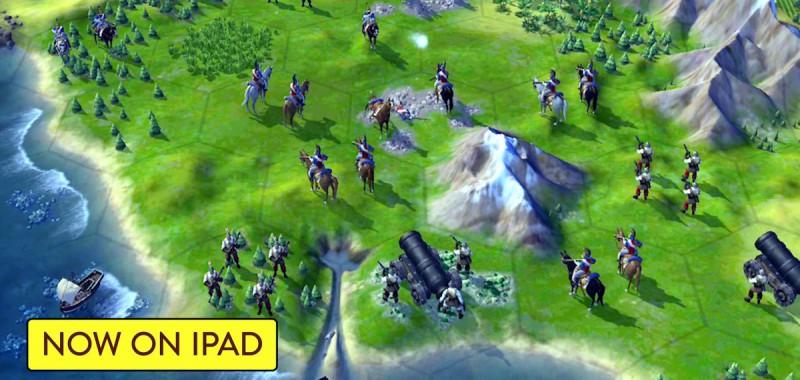 Мобильная версия Цивилизации 6