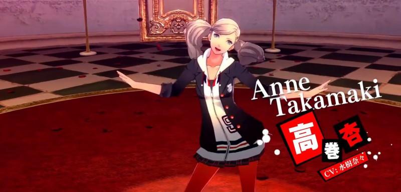 Анна Такамаки танцует