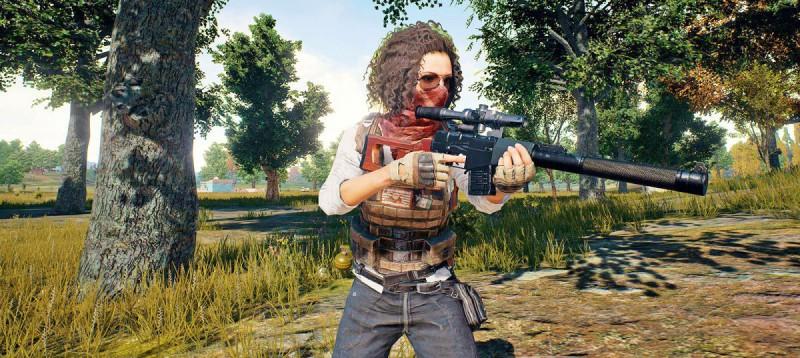 Дева-снайпер
