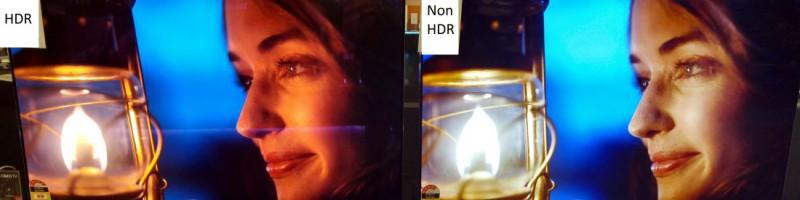 Игровые мониторы HDR OLED