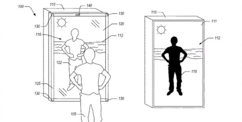 Амазон запатентовала новое устройство